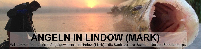 Angeln in Lindow (Mark)
